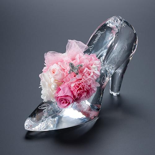 シンデレラの靴 プリンセスアレンジ