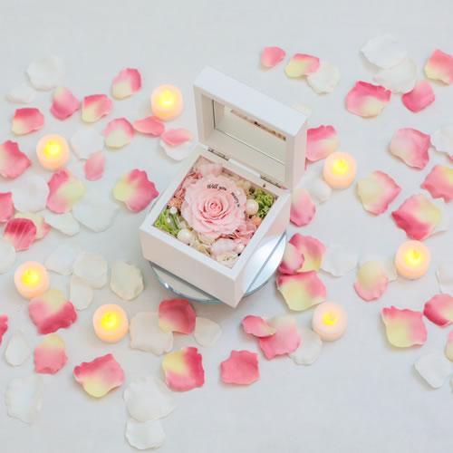 【サプライズ演出】LEDキャンドル6個と花びら200枚セット