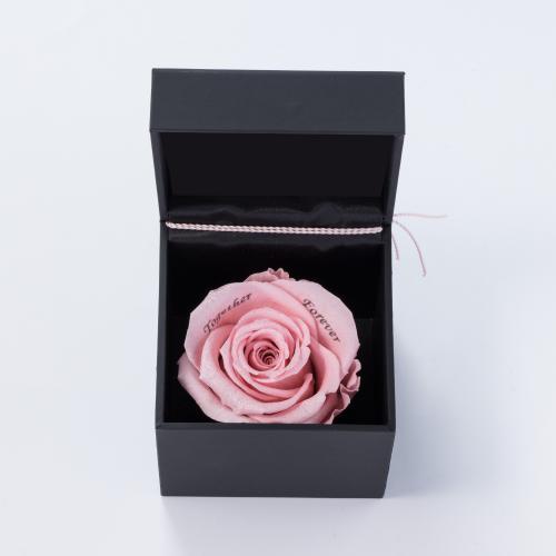 プロポーズボックス フラワー Specialダイヤモンドローズ ピンク