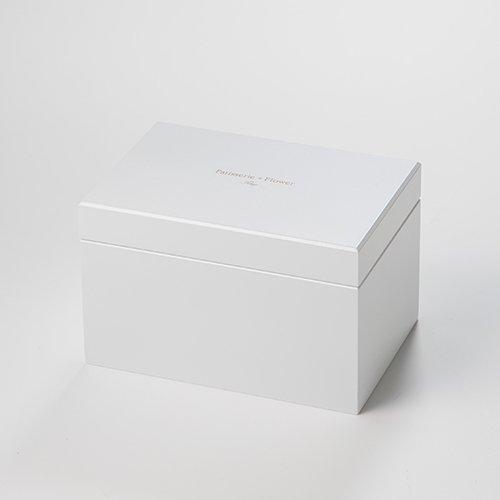 Special高級オルゴール ジュエリーボックス≪ドラマティックピンク≫プリザーブド