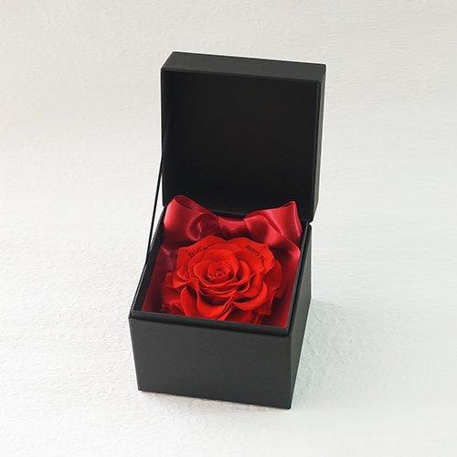 プロポーズボックス ROSE BOUTE ブラックBOX ≪レッド≫