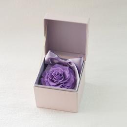 【メッセージローズ】ROSE BOUTE ピンクBOX ≪ヴァイオレット≫